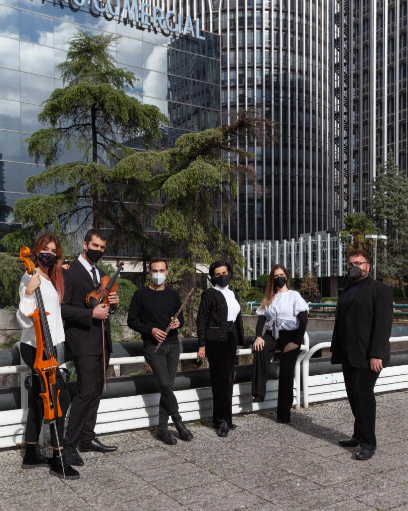 En Alas del Canto, grupo musical