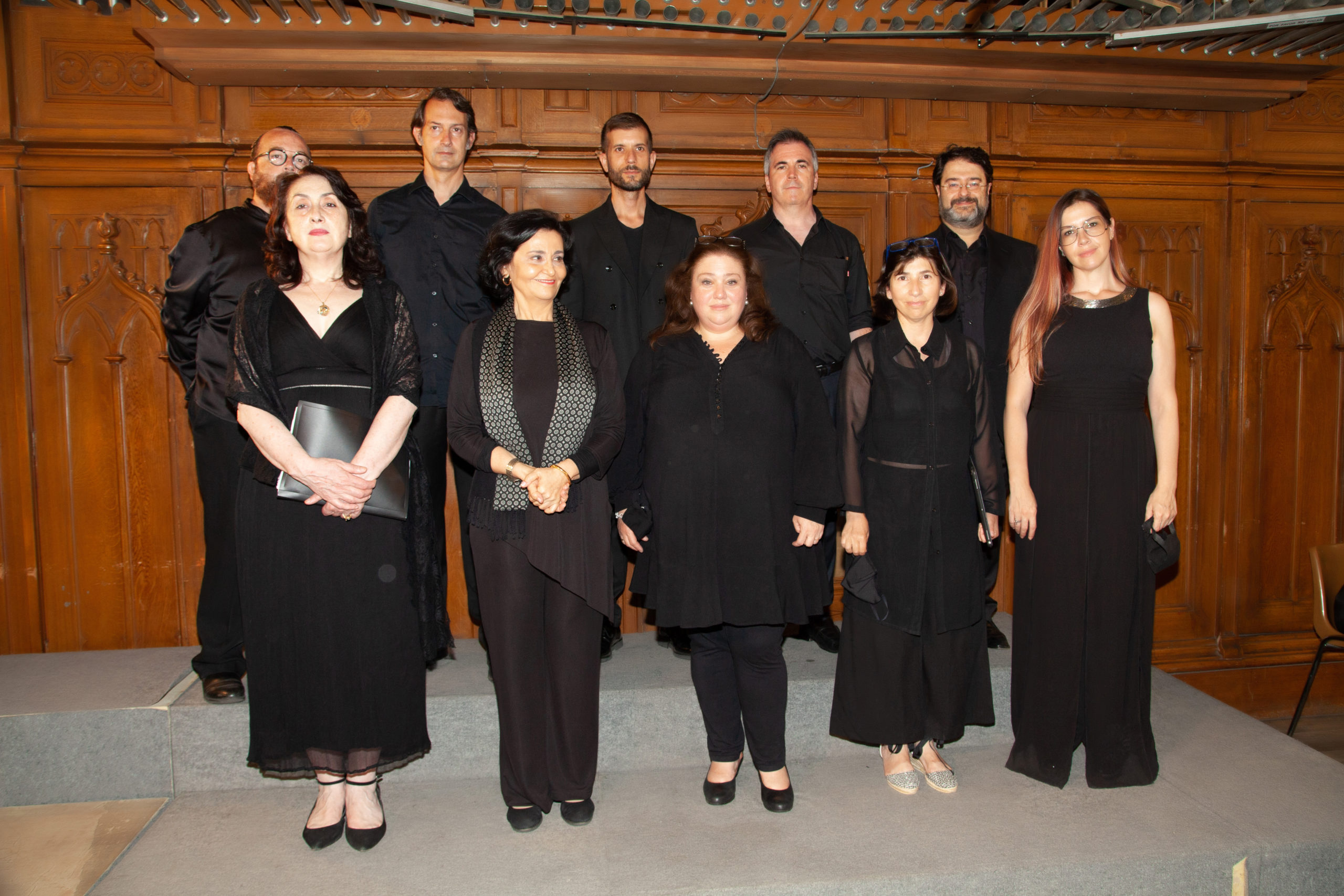 Grupo musical para funerales En Alas del Canto